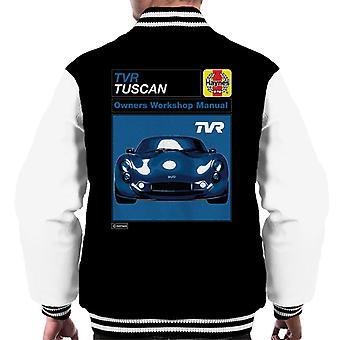 Haynes TVR Toscanan Workshop Käsikirja Miehet's Varsity Takki