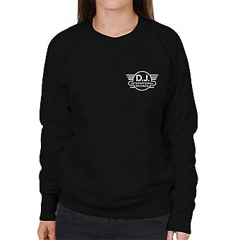 DJ International Records Classic Logo Women's Sweatshirt