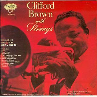 Clifford Brown - With Strings [CD] USA import