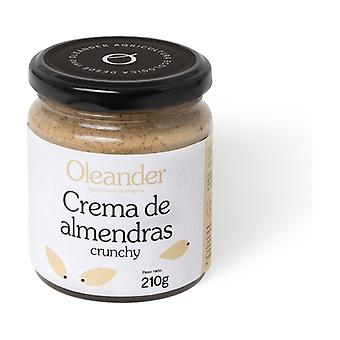 """Toasted """"crunchy"""" almond with skin 210 g"""