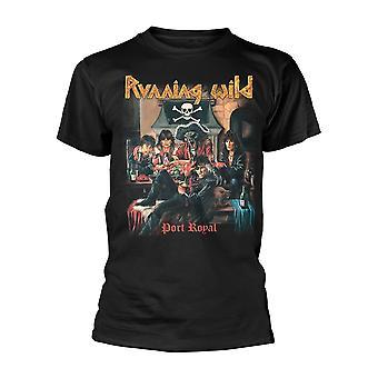 Løb Wild Port Royal Officielle Tee T-shirt Unisex