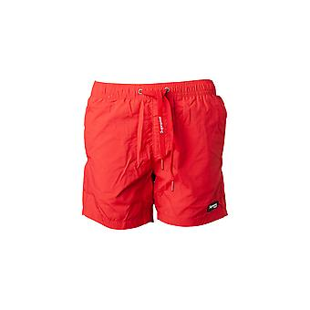 Red Supreme Grip Zwemshorts heren