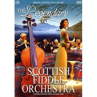 Scottish Fiddle Orchestra : Legendary Scottish [DVD] USA import