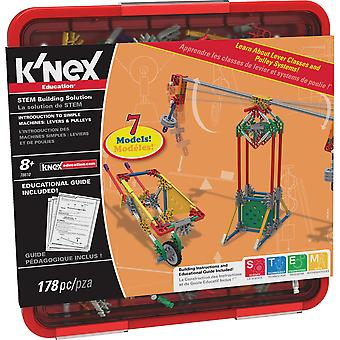 15904, Simple Machines Kit: Wheels, Axles and Inclined Planes (Individual Set)
