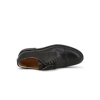 Madrid - Shoes - Lace-up shoes - 605_CRUST_NERO - Men - Schwartz - EU 41