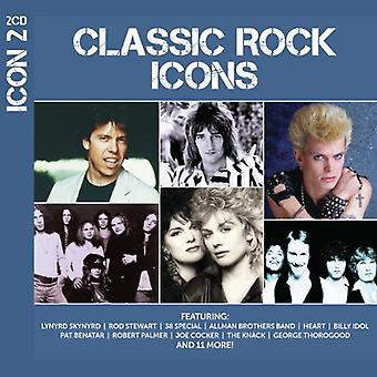 Icône-Classic Rock - importer des USA de l'icône-Classic Rock [CD]