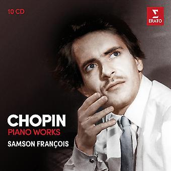 Francois * Samson - Chopin: Piano Works [CD] USA import