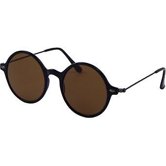 Sunglasses Unisex IconsKat. 3 black/brown (2155)