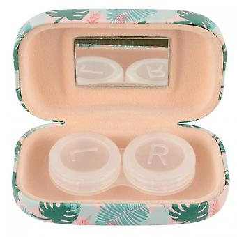 Lens Box Women's 8 x 4.5 cm Tropical