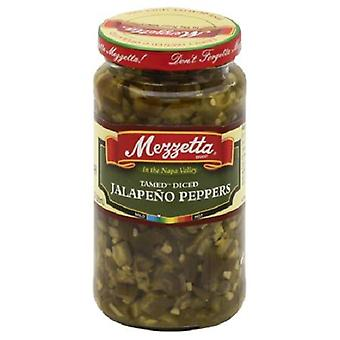 Mezzetta Tamed Diced Jalapeno Peppers