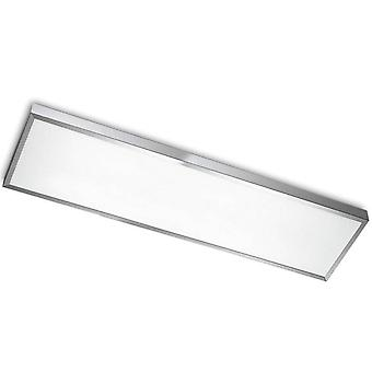 LED Groot plafond licht aluminium