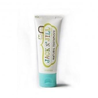Jack N Jill - Natural Toothpaste - Blueberry