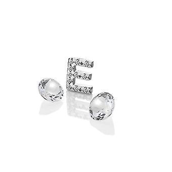 Anais Hot Diamonds Anais Sterling Silver E Charm AC073