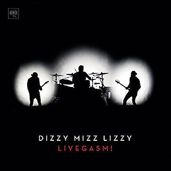 Dizzy Mizz Lizzy - Livegasm [CD] USA import