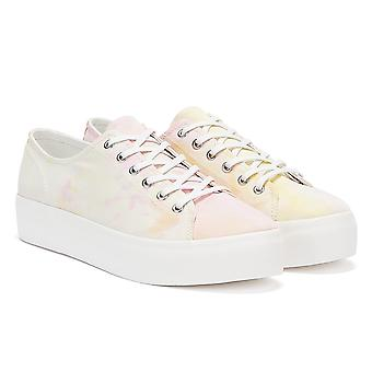 Vagabond Peggy Womens Pink Multi Trainers