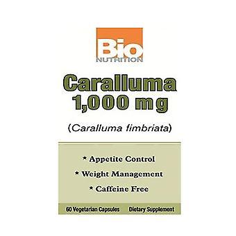 Bio Nutrition Inc Caralluma, 1000 Mg, 60 Vihannekystä