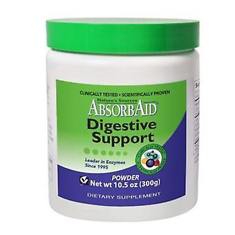 NATURE'S SOURCES (AbsorbAid & Kolorex) AbsorbAid, 300 GM Powder