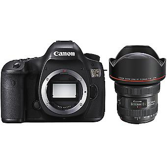 CANON EOS 5DS + EF 11-24mm F4L USM