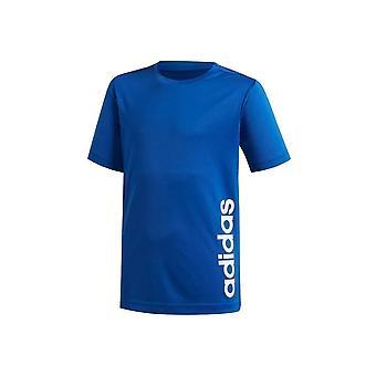Adidas JR TR Linear Tee EI7966 football summer boy t-shirt