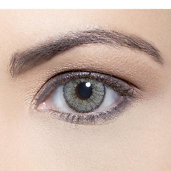 Solotica Natural - Coloured Contact Lenses - Quartzo (00.00d) (1 Year)