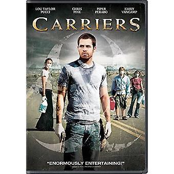 Dragers [DVD] Vs importeren