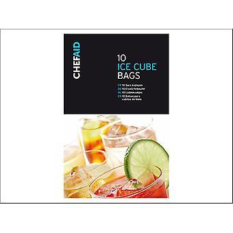 Chef Aid Ice Cube Bags 24 x 10 10E30116