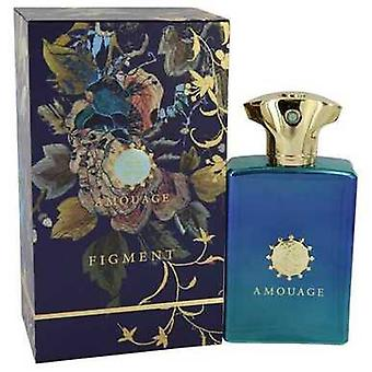 Amouage figment by Amouage Eau de Parfum Spray 3,4 oz (miehet) V728-541382