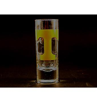 """Tennessee Volunteers NCAA """"Hype"""" Tall Shot Glass"""