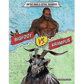 Bigfoot vs. Krampus (Battle� Royale: Lethal Warriors)