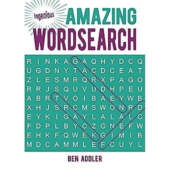 Amazing Wordsearch (Ingenious Puzzles)