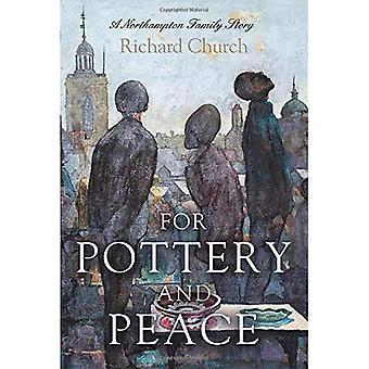 For Pottery & Peace: A Northampton Family Story