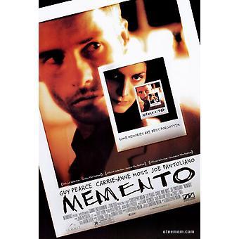 Impresión de Poster de película Memento (27 x 40)