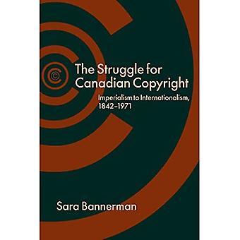 De strijd voor de Canadese Copyright