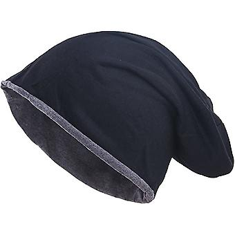 Shenky Beanie with extra-long hood - Jersey