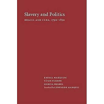 Slavernij en politiek: Brazilië en Cuba, 1790-1850