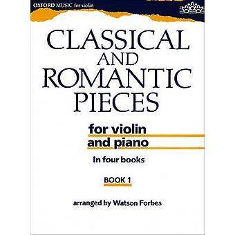 Klassiset romanttiset kappaleet 1 by Arranged by music Watson Forbes