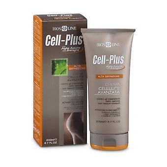 Advanced cellulite cream 200 ml of cream