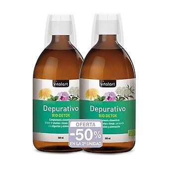 Vitalart Depurative Pack None