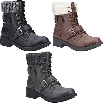 Rocket Dog Womens/Ladies Travis Ankle Boots