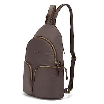Pacsafe Stylesafe mochila antirrobo (Mocha)