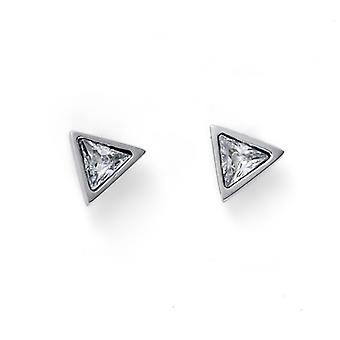 Oliver Weber Stud Earring Drie Ste Cz Cry