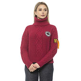 Pullover Bordeaux Mr and Mrs Italy Woman