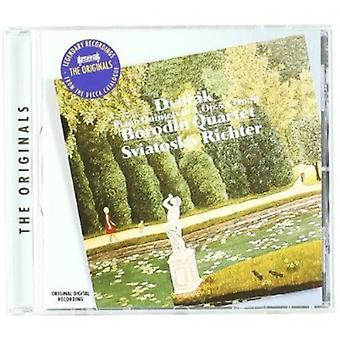 A. Dvorak - Dvor K: Piano Quintets, Opp. 5 & 81 [CD] USA import