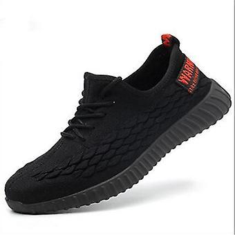 Stål tå lock, skyddande utomhus, anti-smashing, punktering-proof skor