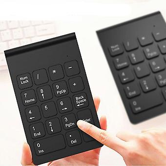Small Wireless Numeric Keypad