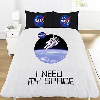 NASA ik heb mijn ruimte dekbed set