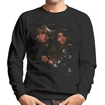 Weird Science Wyatt And Gary Men's Sweatshirt