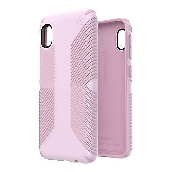 Speck Presidio Grip Case for Samsung Galaxy A10E - Ballet Pink/Ribbon Pink