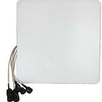 2.4/5GHz 6dbi WiFi 6 Directional Antenna w RPSMA