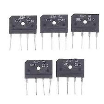 5pcs 1000v 15a Diode Bridge Rectifier Single Phase Bridge Rectifier Ic Chip